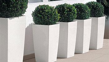 Уличное кашпо из бетона купить в москве марки керамзитобетона и составы